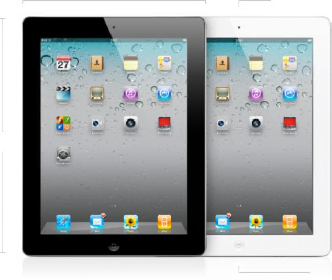 Apple iPad 2. (3)