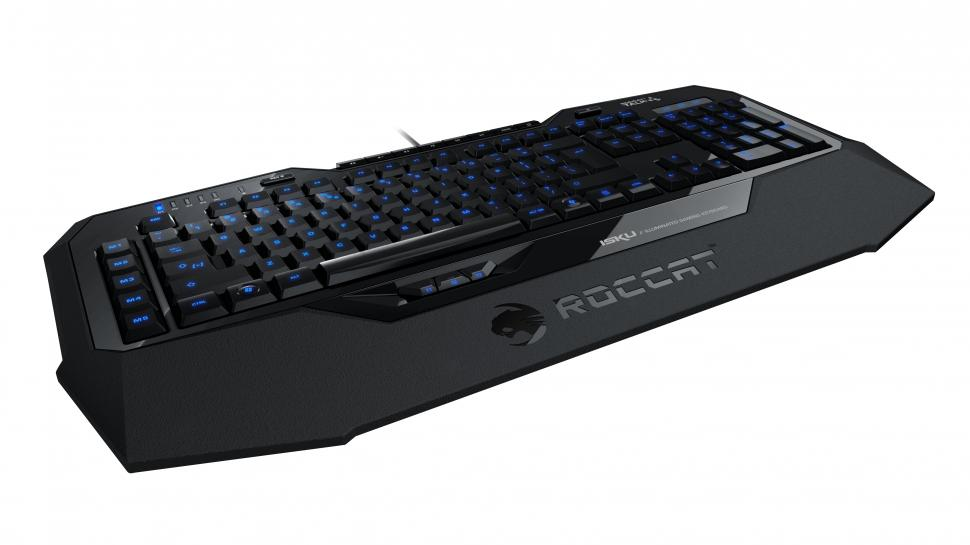 Roccat Isku Illuminated Gaming Keyboard: Release im September (5)