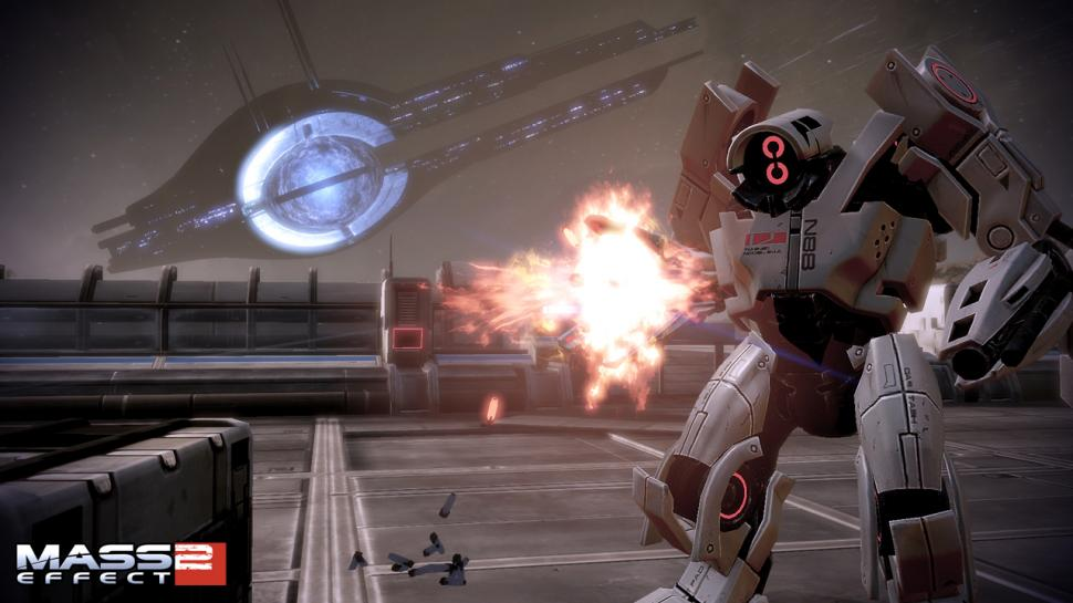 "Mass Effect 2: DLC ""Die Ankunft"" oder ""The Arrival"" (1)"
