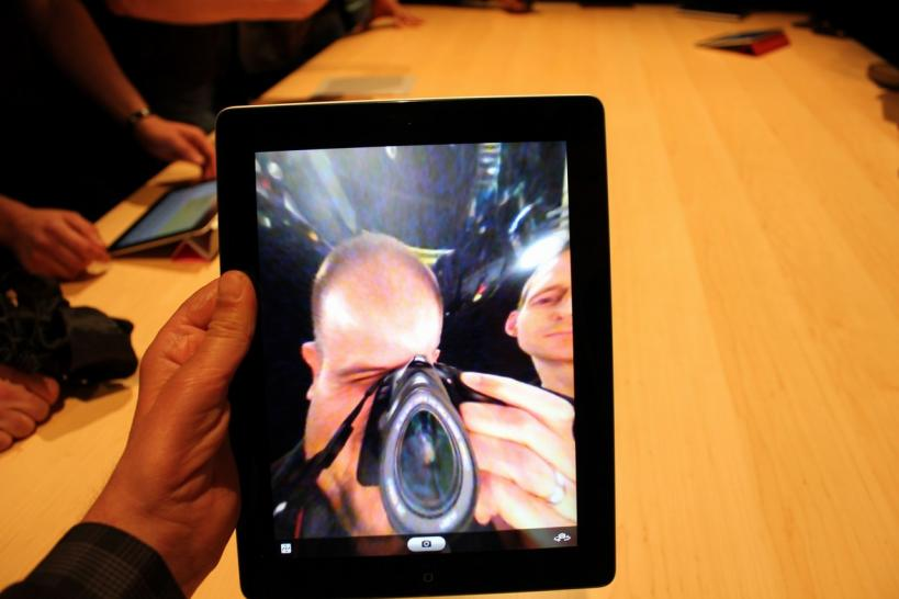 iPad 2: Bilder vom Hands-on-Test (1)