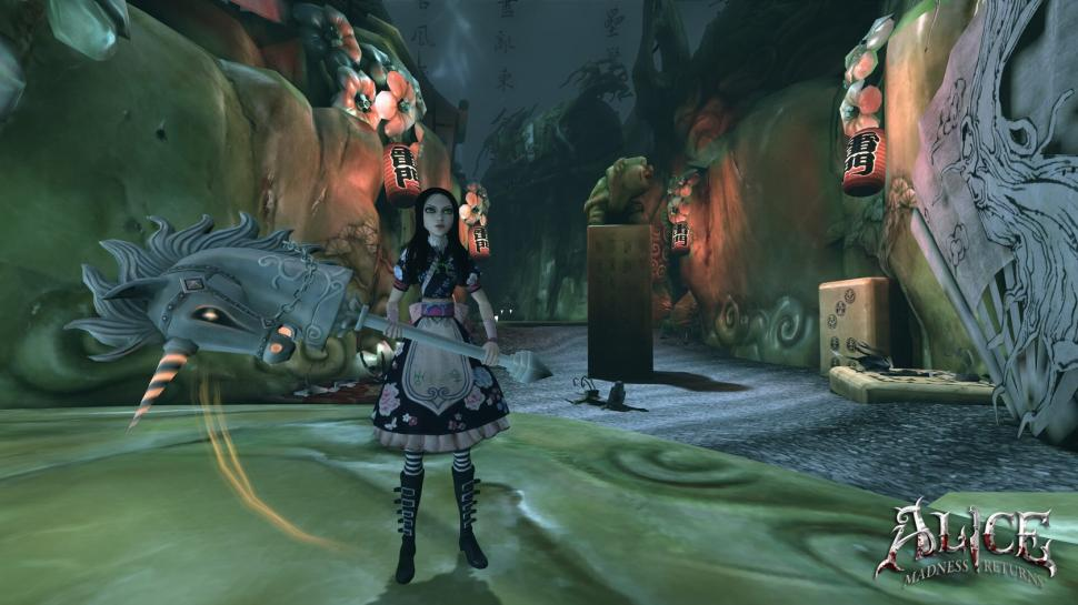 Alice Madness Returns: Neue Bilder vom 11.4.2011 (1)