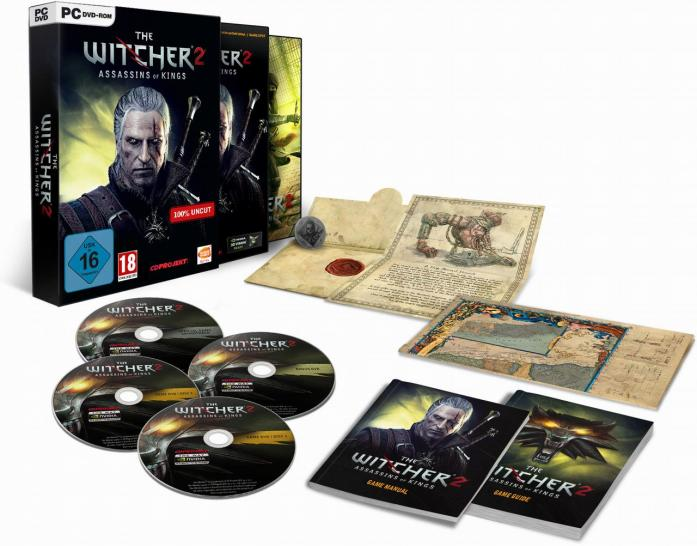Witcher 2 Collector's Edition