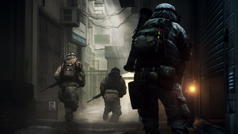 Battlefield 3: Neue Screenshots vom 9.4.2011 (1)