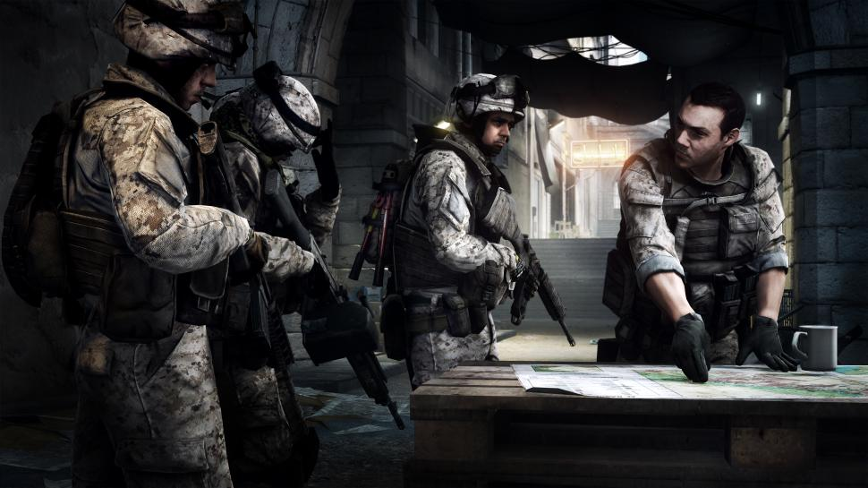 Battlefield 3: Patrick Bach analysiert 12-Minuten-Trailer im Youtube-Video (1)
