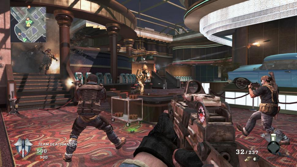 Call of Duty Black Ops Annihilation: DLC (1)