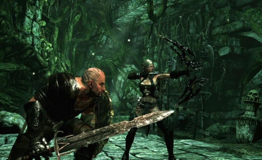 Bilder/Screenshots zu Neuer Hunted-Trailer zeigt die Fantasy-Welt und