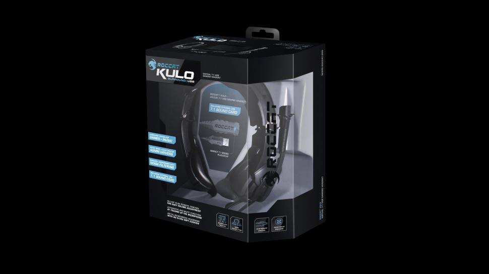 ROCCAT Kulo: Neues 7.1-USB-Gaming-Headset (1)