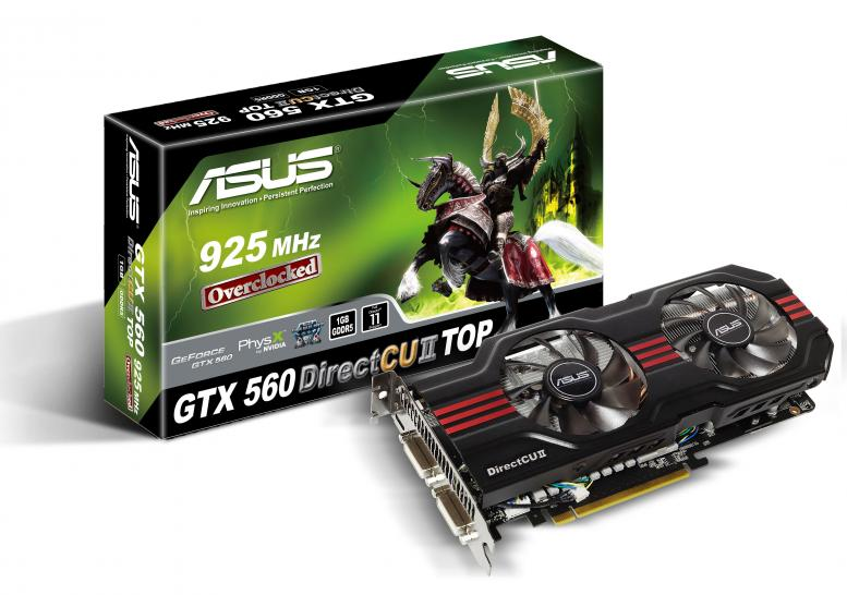 Geforce GTX 560: Die Grafikkartenmodelle der Boardpartner  (1)