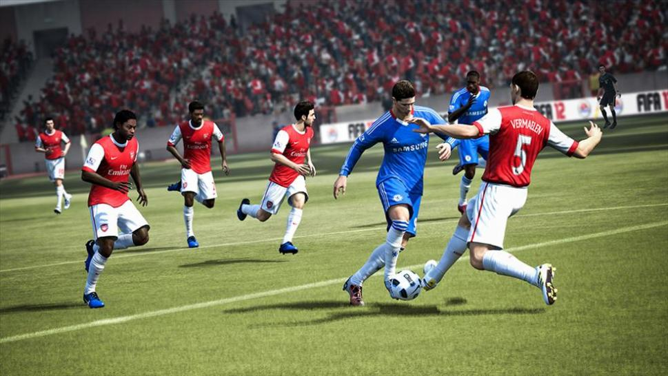 FIFA 12: PC-Version mit Impact-Engine - Alle Features identisch mit Konsolen-Versionen (1)