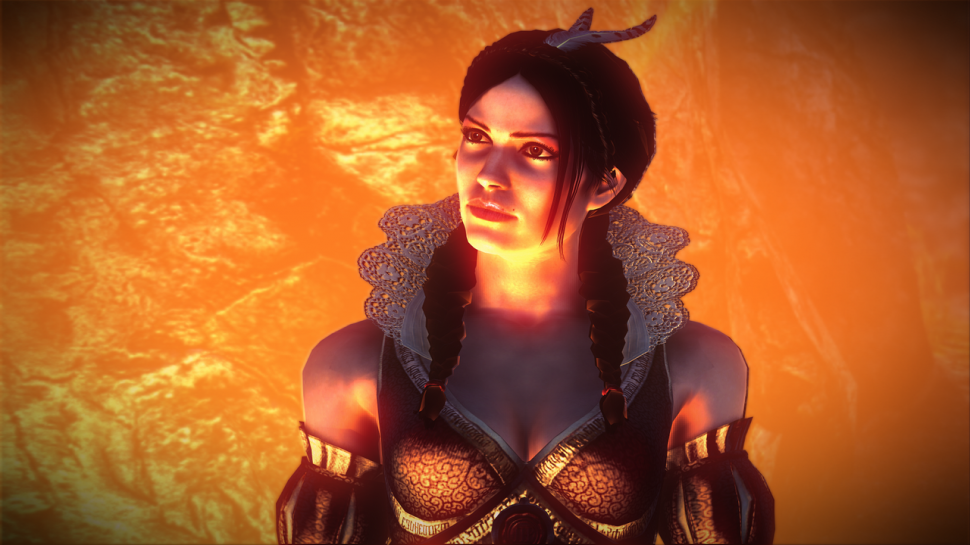 The Witcher 2: Filippa  Screen 02