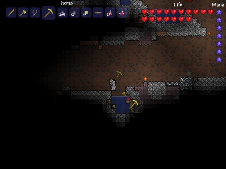 Terraria TopSeller Bei Steam Ist Mischung Aus Metroid Und - Minecraft terraria spielen