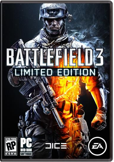 Battlefield 3: Cover der Limited-Edition erschienen - Videos zu Bad Company 2 (1)