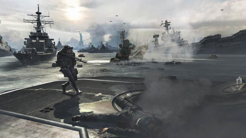 Call of Duty: Modern Warfare 3: Artwork zur E3