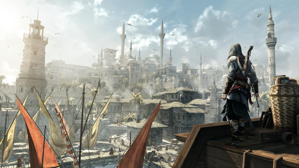 Assassin's Creed Revelations: Neue Details zum Inkognito-Modus (1)