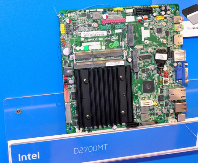 Intel D2700MT Cedar Trail Board