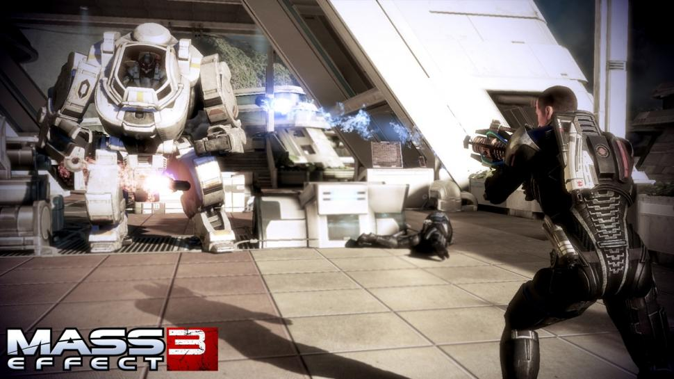 Mass Effect 3: Brandneue Screenshots zur E3 (1)