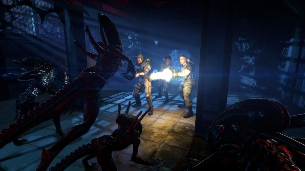 Aliens Colonial Marines: Spannende Videos aus Single- und Multiplayermodus aufgetaucht. (1)
