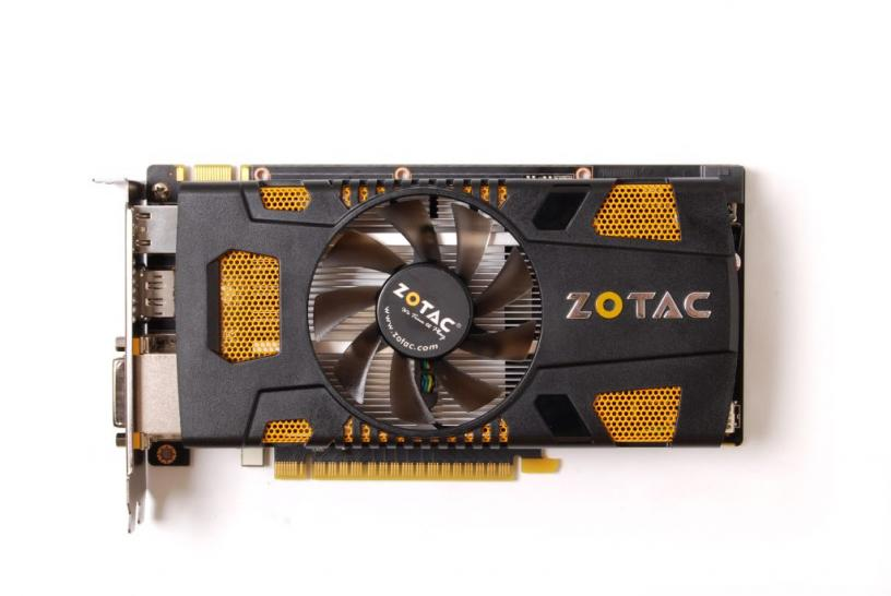 Zotac Geforce GTX 550 Ti Multiview (1)