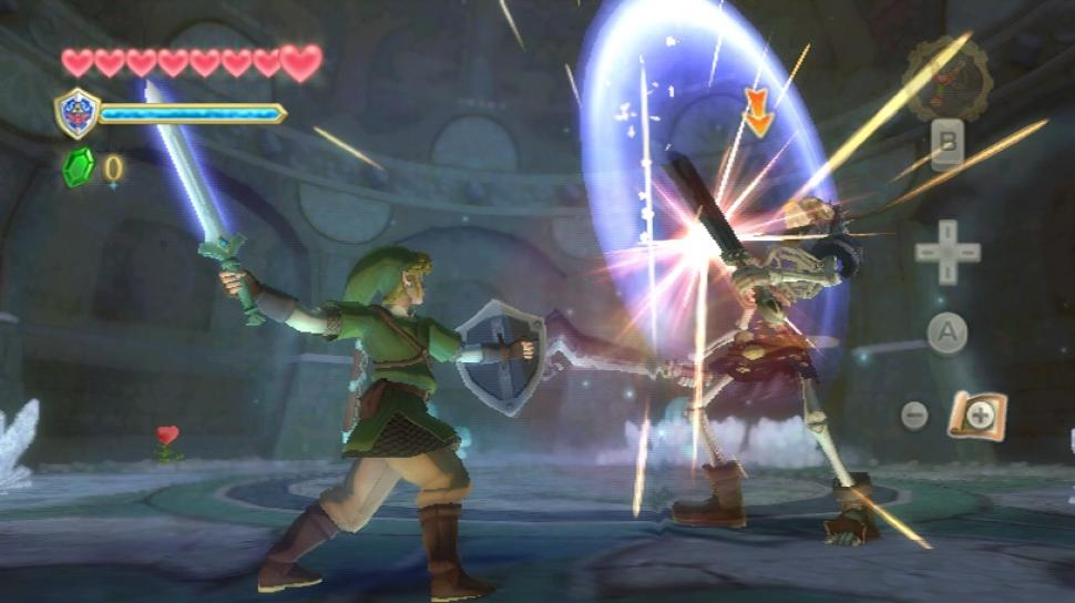 Kategorie Most Wanted Wii-Spiele: The Legend of Zelda: Skyward Sword