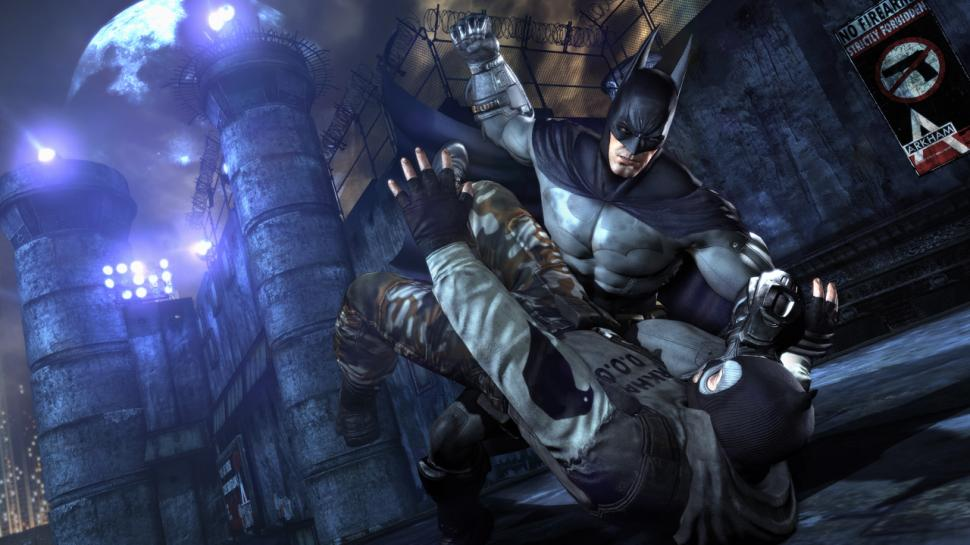 Batman Arkham City (1)