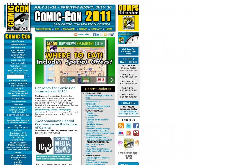 Comic Con 2011: Live Stream, Interviews und Game-Infos zu der Messe in San Diego (29)