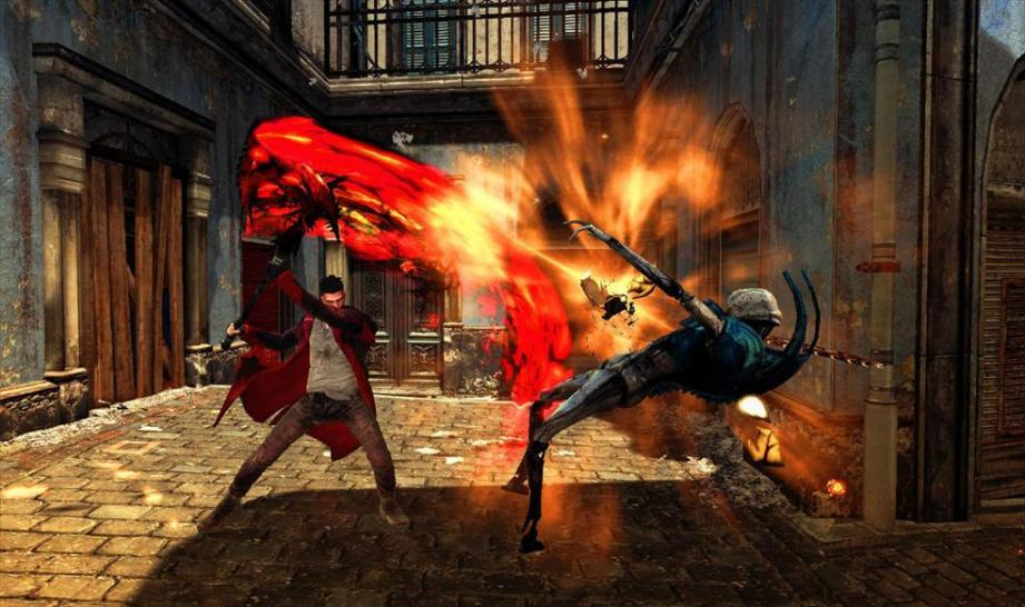 Capcom: Hinweise auf Devil May Cry HD-Collection in Artwork-Wettbewerb