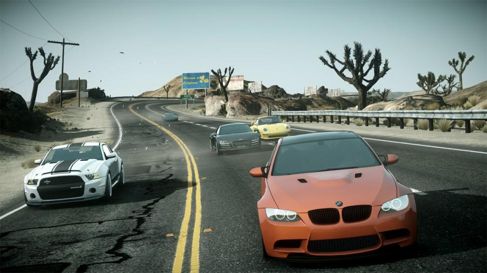 Need for Speed The Run: Neue Bilder vom 28.7. (1)