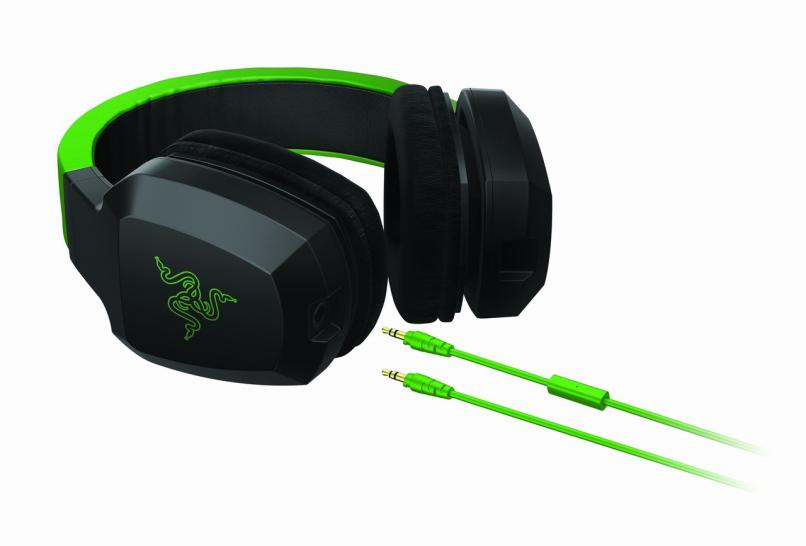 Razer Elektra: Neues Headset (1)