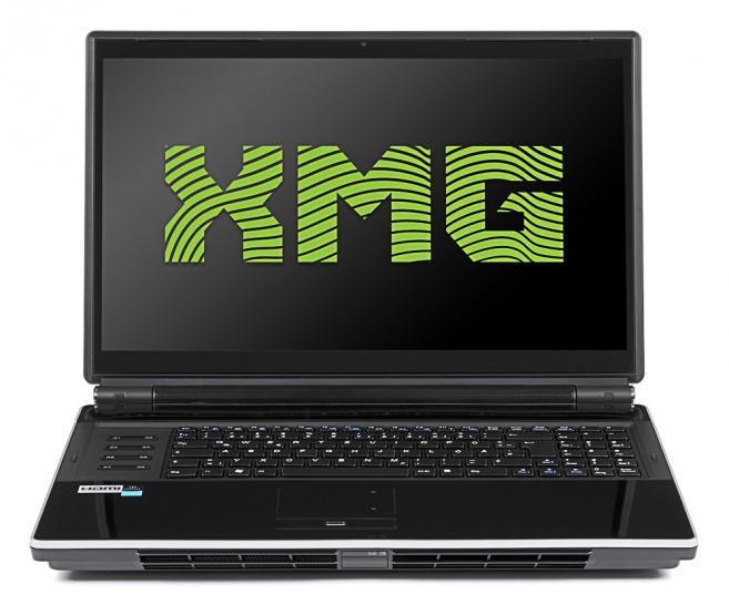 XMG P801 PRO Gaming Notebook 1