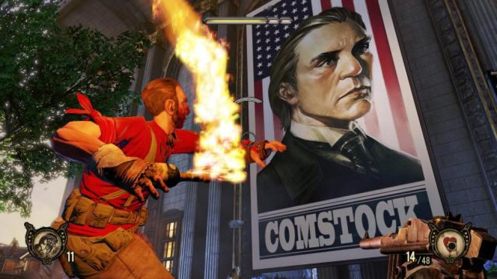 Bioshock Infinite: Screenshots von der Gamescom (1)