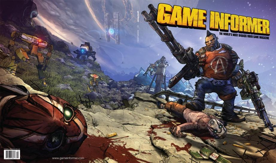 Borderlands 2: Gamescom-Livestream zeigt erstes In-Game-Material (1)
