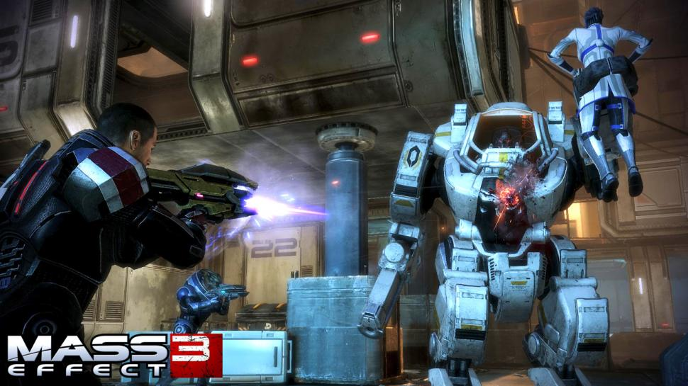 Mass Effect 3: Screenshots und Trailer von der Gamescom (1)