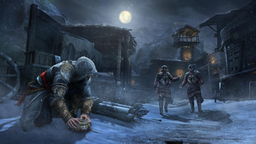 Assassin's Creed Revelations: Extended E3-Trailer mit neuen Details zur Story (1)