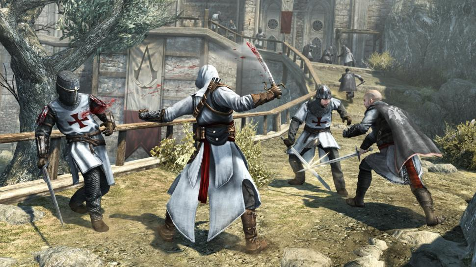 Assassin's Creed Revelations: 10-Minuten Gameplay-Video von der Gamescom 2011  (1)