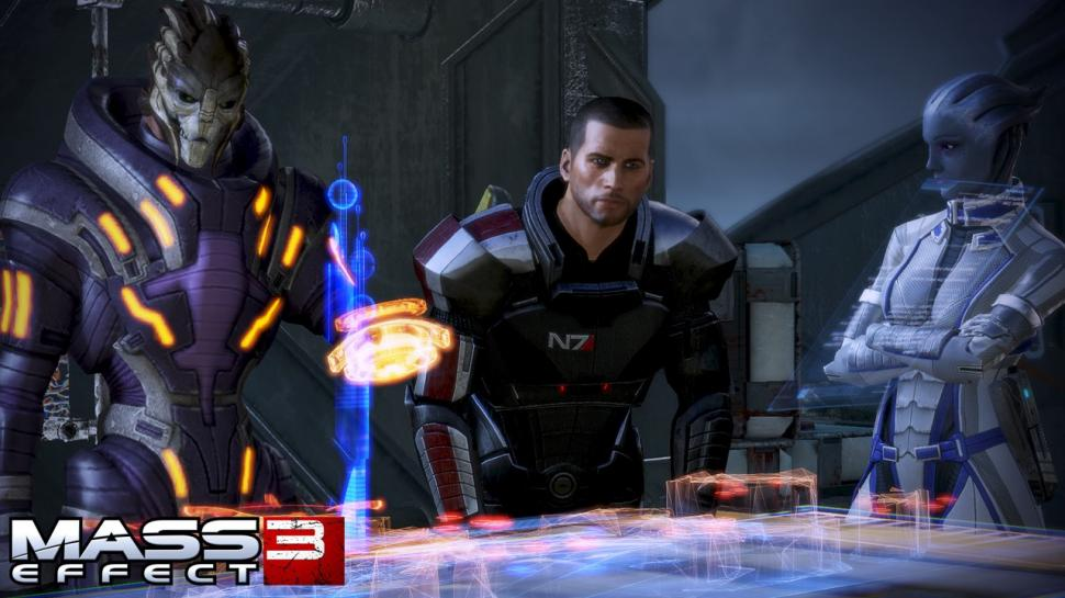 Mass Effect 3: brandneue Screenshots vom 27.8. (1)