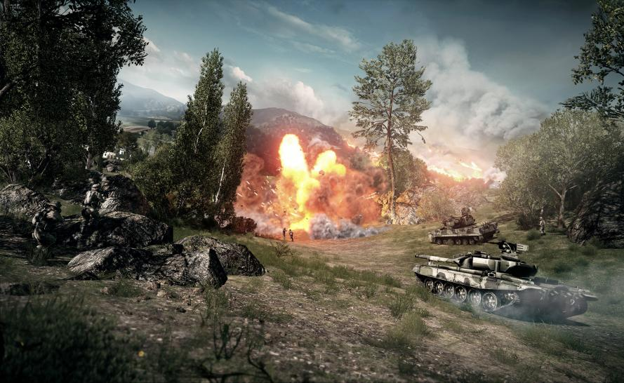 Battlefield-3-Beta: Assault, Engineer, Support und Sniper mit Gameplay-Szenen - Alle vier Klassen im Video-Überblick (3)