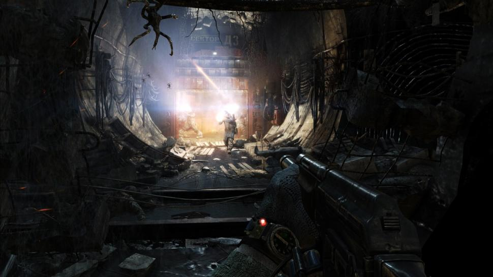 Metro Last Light: Multicore-Support und bessere Beleuchtung, kein Raytracing (1)
