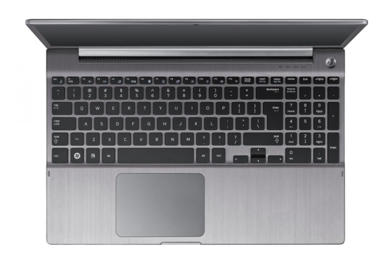 Samsung Notebook Serie 7 Chronus 1