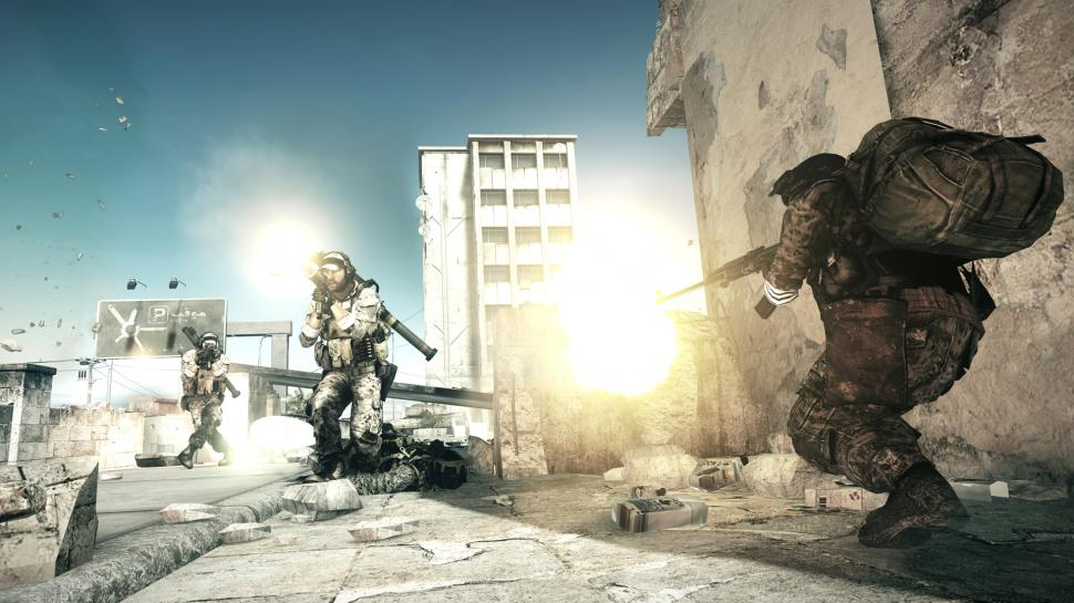 Battlefield 3: Im DLC Back to Karkand will DICE verstärkt auf Destruction 3.0 setzen (1)