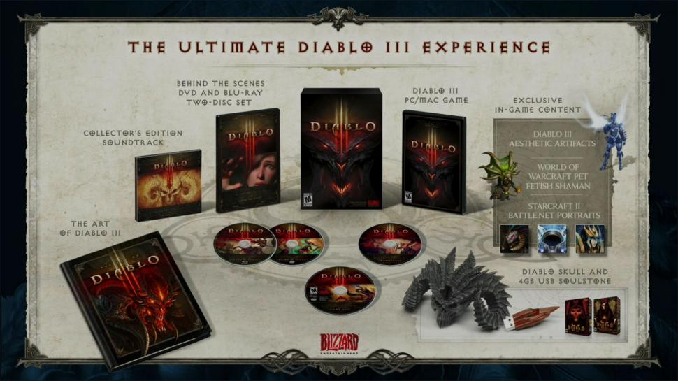 Diablo 3: Collectors Edition für 99 USD (1)