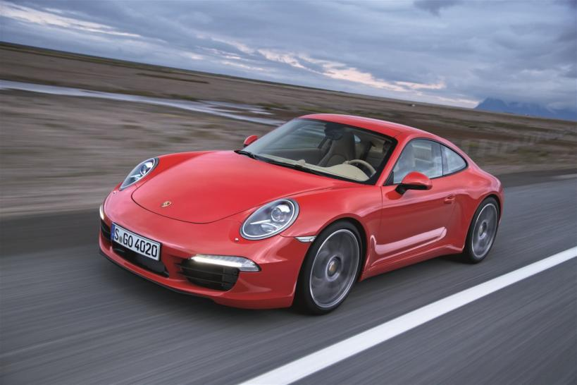 Need for Speed The Run: Electronic Arts verlost Porsche 911 Carrera S im Gewinnspiel (1)