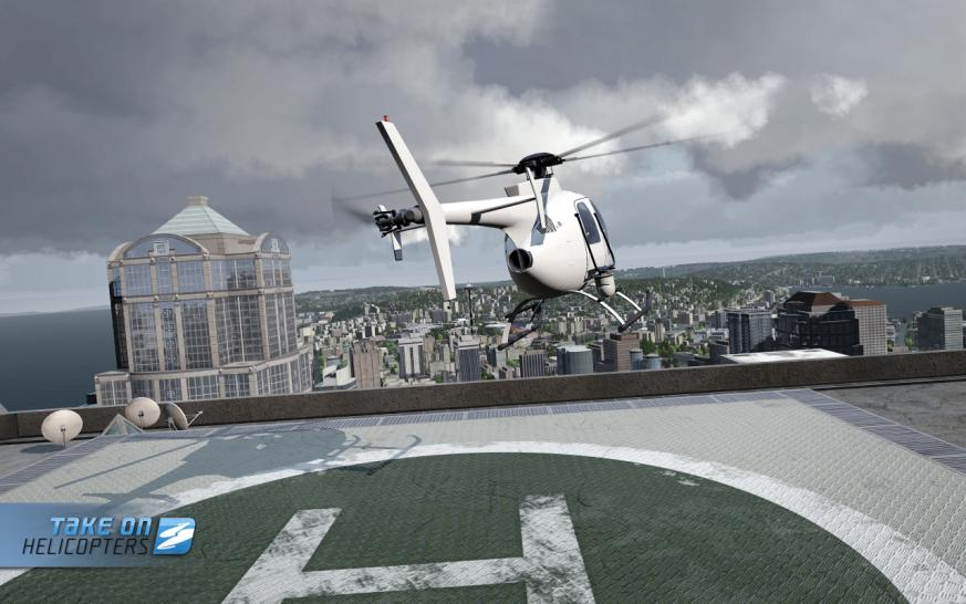 Take On Helicopters - Neue Screenshots und Videos zum PC-exklusiven Titel (1)