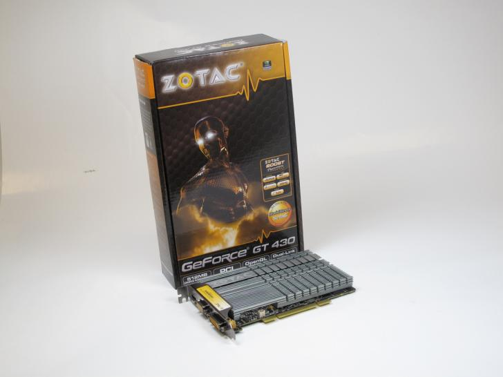 Zotac Geforce GT 430 PCI (1)