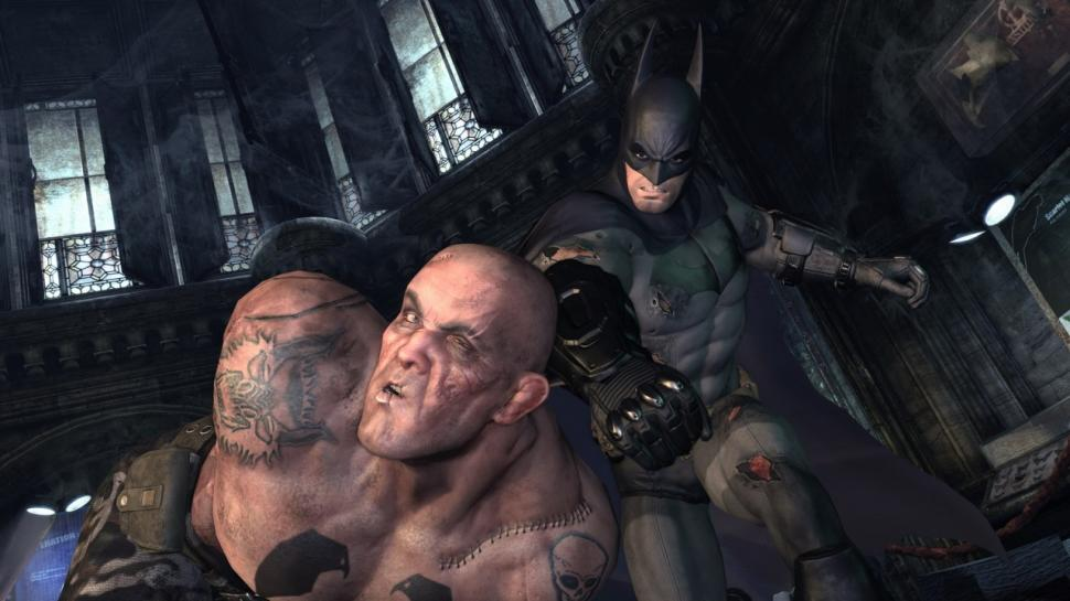 Batman Arkham City: Zwei neie Videos mit Gameplay-Action  (1)
