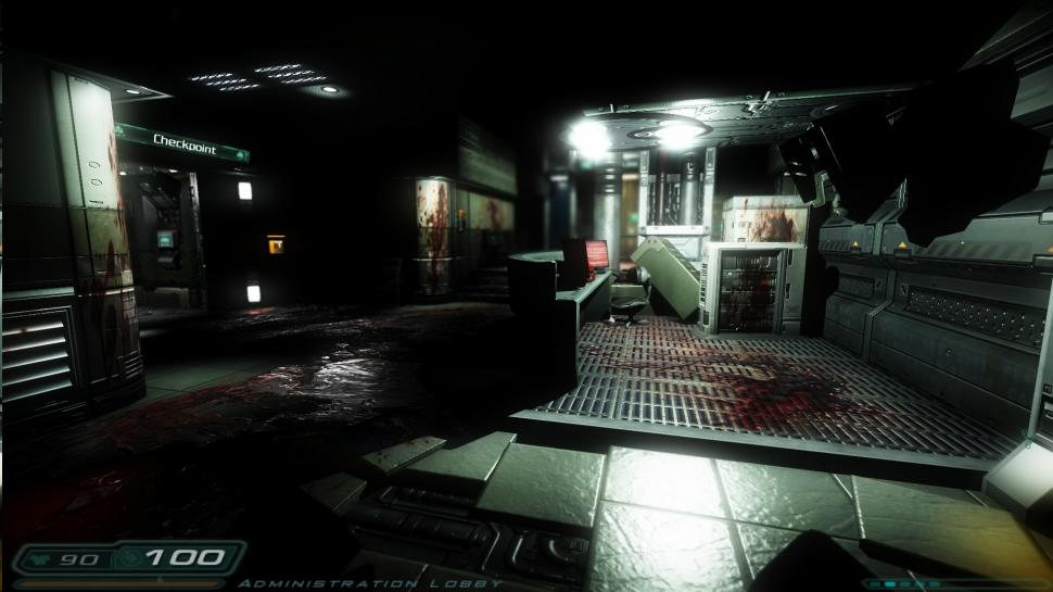 Doom 3: Grafikpracht durch neue Mod - Screenshots online (1)
