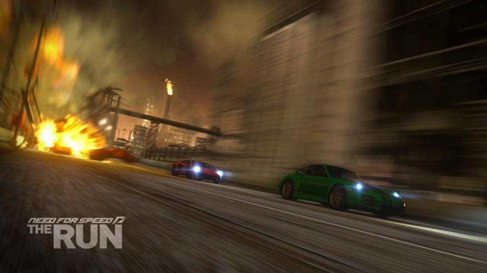 Need for Speed: The Run - EA startet Facebook-Aktion um Michael Bay-Trailer (1)