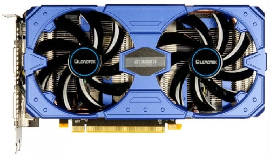 Geforce GTX 560 ti Hurricane - Neues Eigendesign von Leadtek (1)