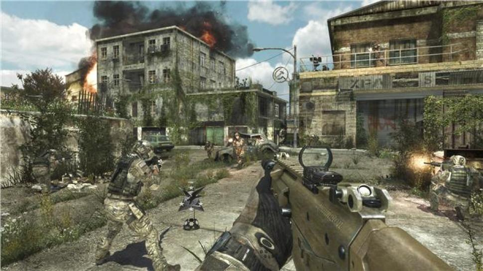 Call of Duty Modern Warfare 3: Neue Spielmodi und Maps im Gameplay Call Of Duty Maps on