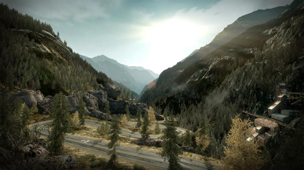 Need for Speed The Run: Screenshots vom 9.10.2011 (1)