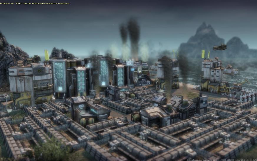 Anno 2070 kuriose stadt mit einwohnern gesichtet for Anno 2070 find architect